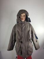 Stratojac Hooded Winter down Jacket Men Size Medium
