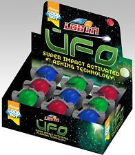 Goodboy Lob It UFO Flashing Dog Balls Ball Toy Light up Dark Night CHEAPEST