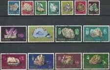 Timbres Minéraux Kenya 95/109 o lot 27219 - cote : 30 €