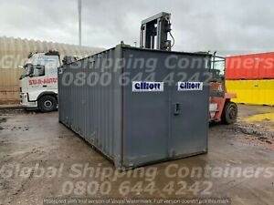 20ft x 8ft Shipping Container / 21ft x 8ft Storage Container