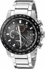 NEW Citizen AT9071-58E Eco-Drive World Time A-T Perpetual Men's Watch