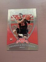 2018-19 Panini - Chronicles Basketball: Chandler Hutchison Rookie Card