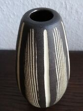 Keramik Vase - H. Hans Körting - Studiokeramik - East German Art Pottery