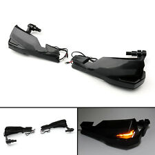 Handlebar Hand Guard Wind Protector With LED Turning Light For Yamaha MT07 MT125