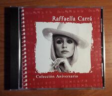 Raffaella Carrà Collecion  Aniversario (Rarissimo CD)