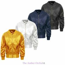 Polyester Bomber Coats & Jackets Military for Women