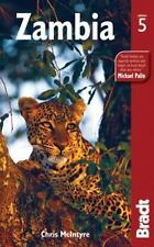 Zambia Bradt Chris McIntyre Travel Guide Paperback Book 5th Edition 2012