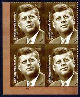 #5175 John F Kennedy, Plate Block [B11 LL], Mint **ANY 4=FREE SHIPPING**