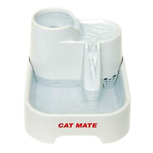 Cat Mate Drinking Water Fountain 2 Litre volume capacity