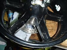 Buell 2004 firebolt xb12r rear rim/brake rotor