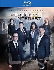 Person Of Interest: The Complete Series, Seasons 1-5 (Blu-ray, 2016)