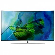 """Tv Samsung 55"""" Qe55q8c Qled curvo UHD"""