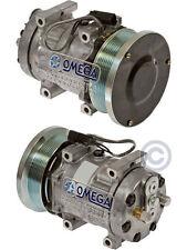 NEW AC A/C Compressor Replaces: Sanden / Carterpillar  4769, 4301, 163-0872