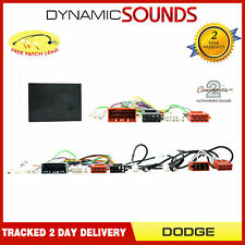 CTSDG001 Steering Wheel Stalk Control Adaptor for Dodge Avenger Caliber Charger