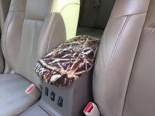 Auto Console Cover-Center Armrest Cover-Fleece (U4)