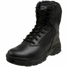 "Magnum Mens Stealth Force 8"" Side Zip Soft Toe Tactical Combat Police Boots 5198"