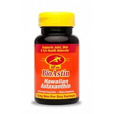 Bioastin Hawaiian Astaxanthin 12 mg, 50 capsules - dietary supplement