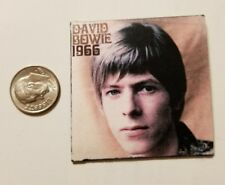 Miniature record album Barbie 1/6  Figure Playscale David Bowie 1966