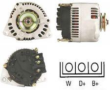 JCB FASTRAC hydrema 906C Bobcat T35100Sl MANITOU MLT Nuovo di Zecca alaternator