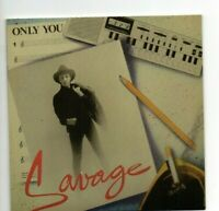 """Savage : Only You  (12"""" Extended Mix - 7:02) •• NEW CD ITALO DISCO REMIX"""