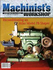 Machinist's Workshop Magazine Vol.25 No.6 December 2012 / January 2013