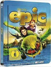EPIC,Verborgenes Königreich (Blu-ray 3D + Blu-ray Disc) Steelbook, Lenticular