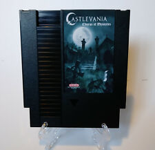 Castlevania Chorus of Mysteries Nintendo NES Tested! Free Shipping!