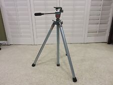 Safe-Lock Flip-Lock Tripod Model FL - Made in USA - Vintage