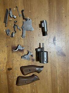 rossi m885 .38 special revolver parts lot