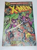 X-MEN #98 April 1976 MERRY X-MAS