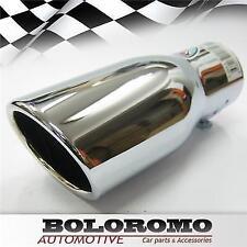 Escape Sport Amortiguador Embellecedor Tubo Punta de Cola Cromo para Mg Rover