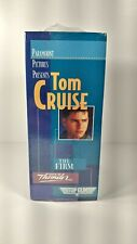 THE FIRM, DAYS OF THUNDER, TOP GUN VHS FACTORY SEALED BRAND NEW 3 PACK