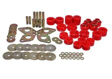 Energy Suspension for 00-02 Toyota 4-Runner 2WD/4WD Red Body Mount Bushing Set -