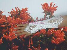 gants mitaines mariage blanches neuve taille unique