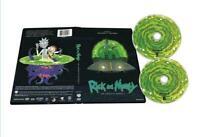 Rick and Morty Season 4 (DVD, 2-Disc Set) US SELLER, BRAND NEW