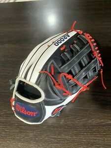 """Wilson A2000 SuperSkin 13.5"""" Slowpitch Softball Glove: WTA20RS20135SS"""