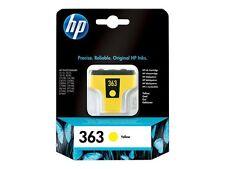 HP C 8773 EE Tintenpatrone Yellow No 363