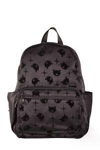 BANNED Apparel Black Rockabilly Retro Punk Gothic Kitty Picatrix Backpack Bag