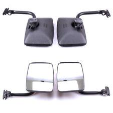 2x Rückspiegel Außenspiegel Seitenspiegel Spiegelarm Set Traktor Bagger LKW Bus