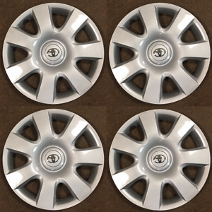 """4 x 15"""" hubcap wheel covers fits Toyota Camry 2000 2001 2002 2003 2004-2006"""