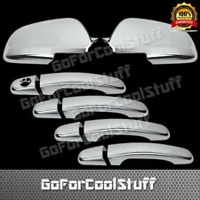 For Chevy Malibu 2008-2012 Chrome Mirror & Door handles Covers