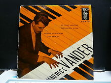 MAURICE WANDER My funny valentine / autumn in New York ... VEGA V45P 1611