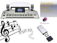 TYROS 2 USB-Stick+AMAZING Song Styles VOLUME 2  NEW