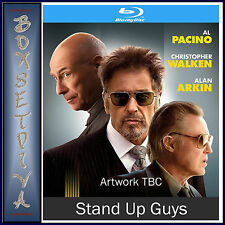 STAND UP GUYS -  Al Pacino & Christopher Walken**BRAND NEW BLU RAY**
