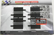 CARRERA 20612 1/4 STRAIGHT TRACK NEW 1/24 1/32 SLOT CAR TRACK