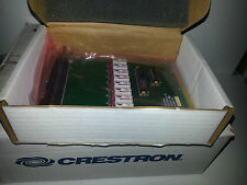 CRESTRON CNXRY-8 RELAY CONTROL CARD PAC2 PRO2 AV2 EXPANSION