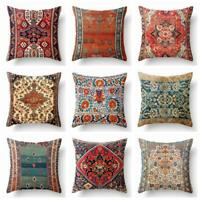 Cushion Cover Cushion Cover Throw Pillow Persian Indian Oriental Pattern Exotic