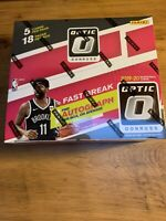 2019-20 Donruss Optic Fast Break Basketball Random Team Break #1- 1 Box Zion?