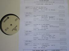 BOBBY BROWN   Howard Hewitt.  Live promo only lp 1987