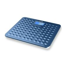 Bathroom Electronic Scale Digital LCD Body Fat Weight Watchers 400Lb 180kg Blue